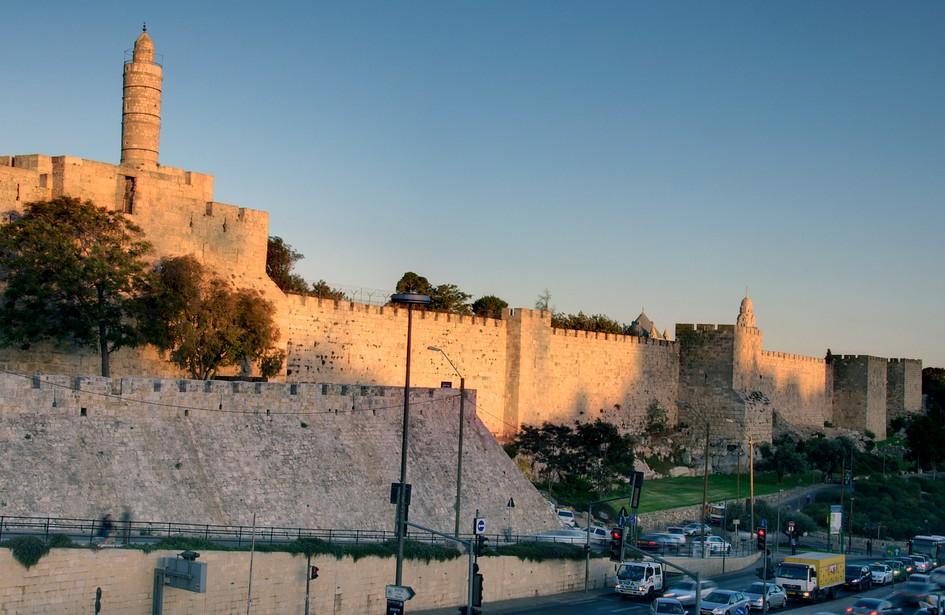 מלון בירושלים