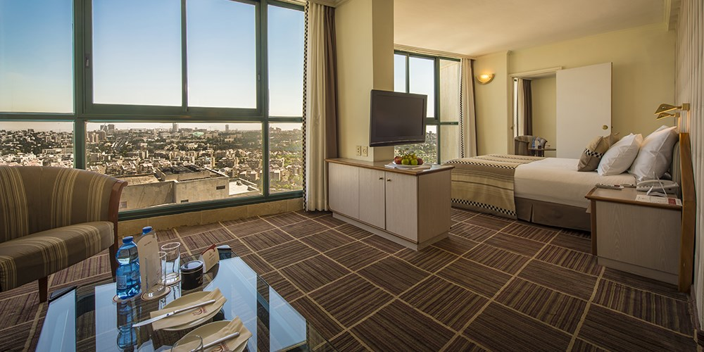 מלון רימונים ירושלים- מלונות בירושלים