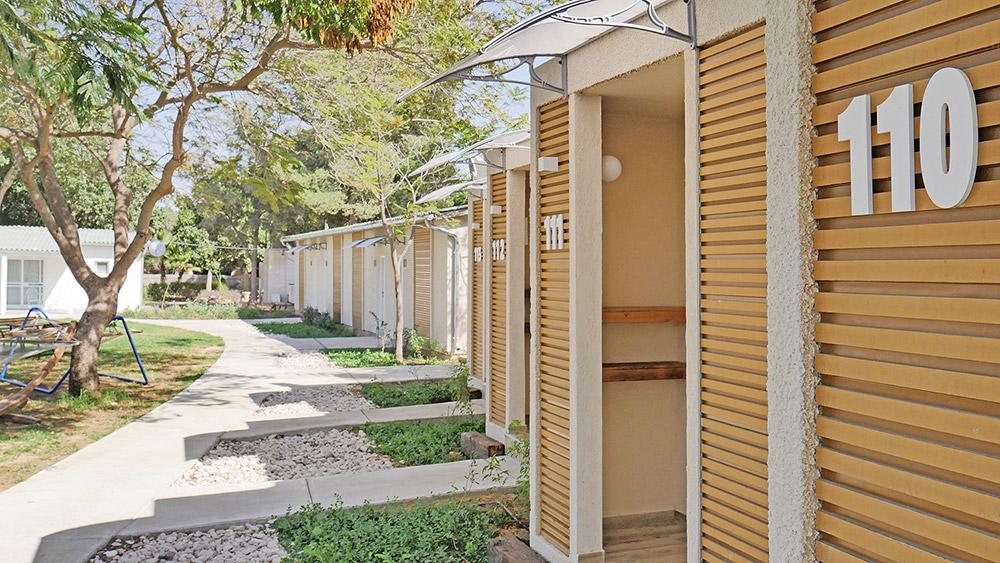 מלון צאלים- נופש בנגב