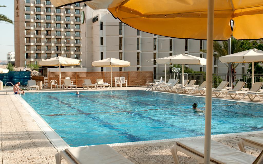 מלון בים המלח- ספא קלאב