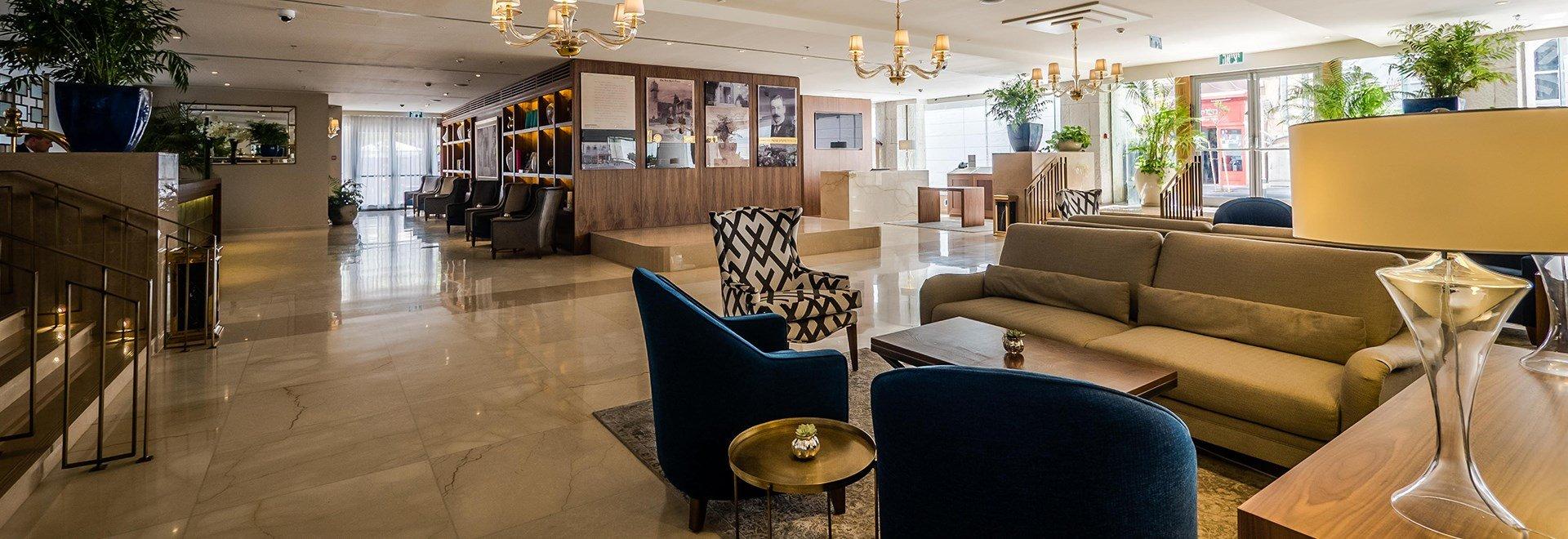 מלון בירושלים- הרברט סמואל