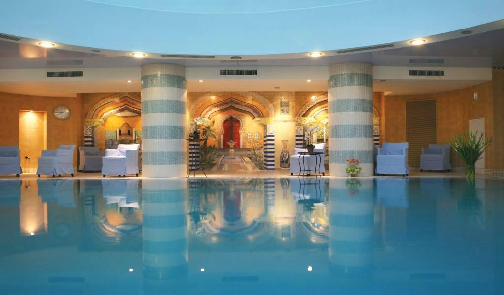 spa-club-hotel ספא קלאב ים המלח