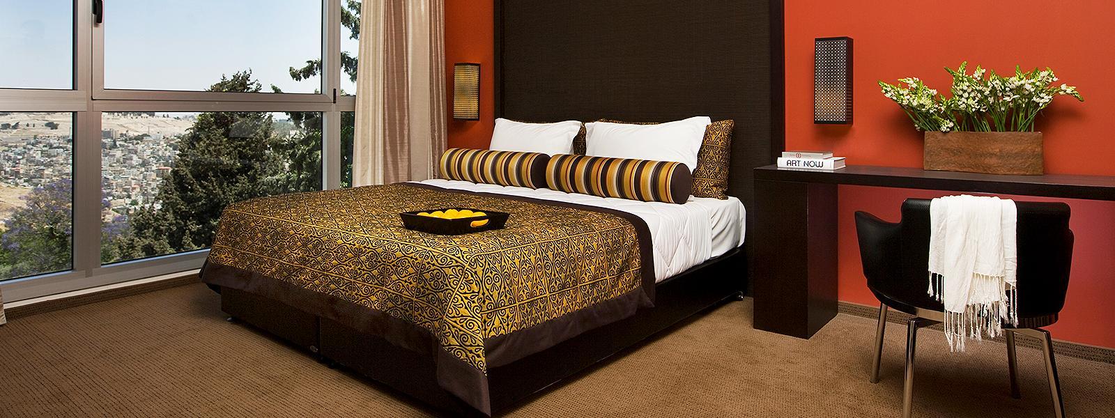 מלון בירושלים דן בוטיק